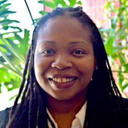 Katrinell Davis, associate professor, Department of Sociology and faculty member of African American Studies program