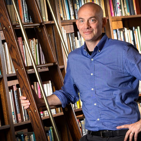 Nathanael Stein, associate professor of philosophy