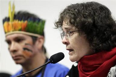 Marta Azevedo, Brazilian activist, anthropologist and demographer, will speak at FSU Jan. 22.