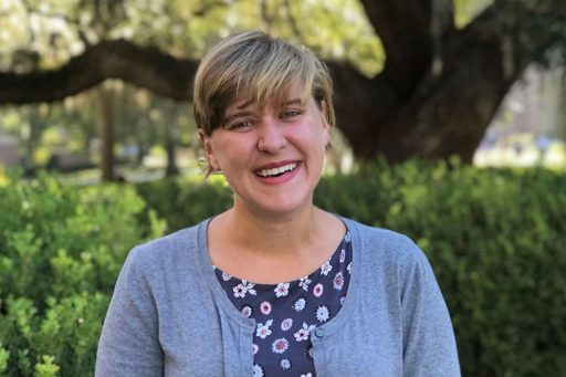 Sarah Stanley, a digital humanities librarian at FSU, will lead four other FSU researchers on an NEH-funded project to determine what a data repository for a specific subset of the humanities might look like.