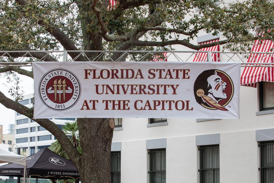 FSU Day at the Capitol 2020 (FSU Photography Services)