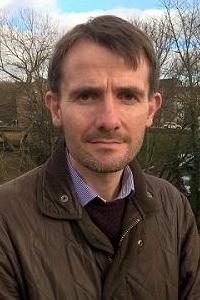 Associate Professor of History Ben Dodds