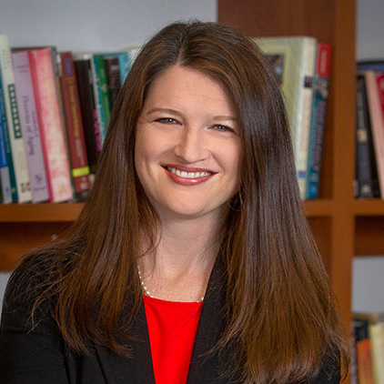 Dawn Carr, an associate professor in the College of Social Sciences and Public Policy