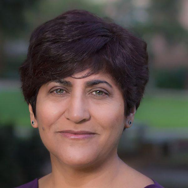 Gloria Salazar, an associate professor in the College of Human Sciences