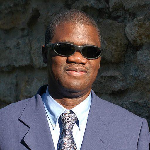 Marcus Roberts, associate professor of jazz studies
