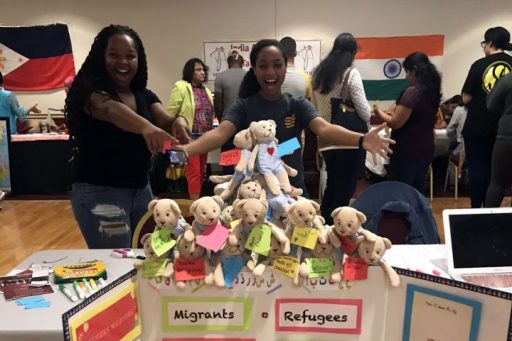 Darasa started as a student organization in 2016 in response to the need for bilingual volunteer tutors and mentors for refugee elementary students in Tallahassee.