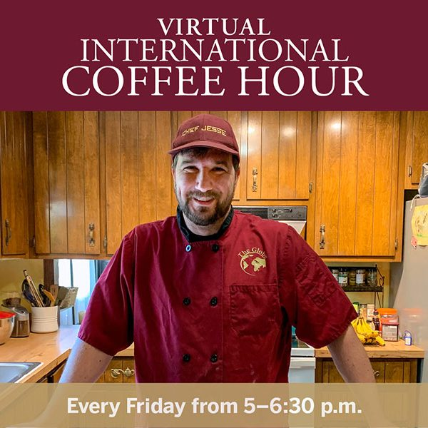 Virtual International Coffee Hour