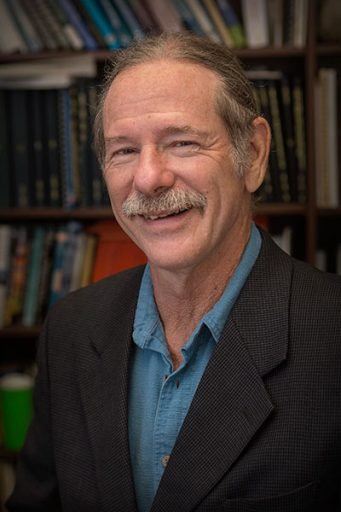 Jeff Chanton, professor of<br > oceanography at Florida State.