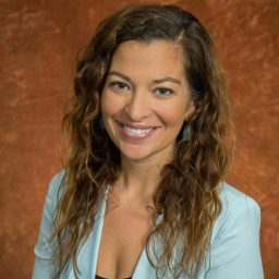 Geneva Scott, senior assistant director for experiential learning at The Career Center. (The Career Center)
