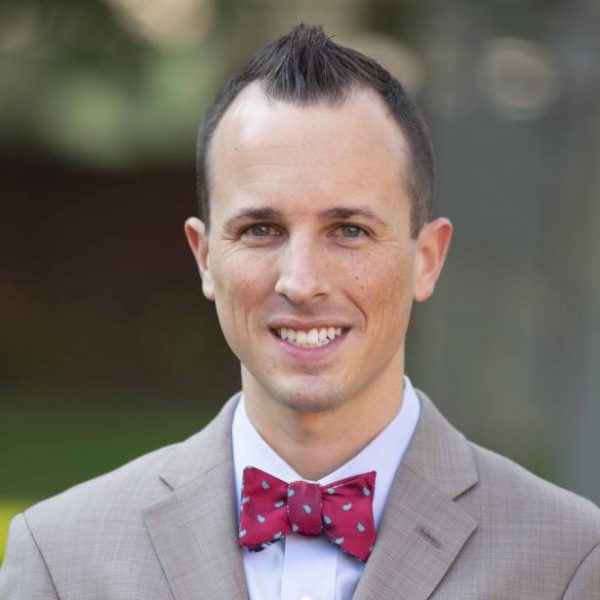 Nathan Wadlinger, assistant lecturer, College of Business