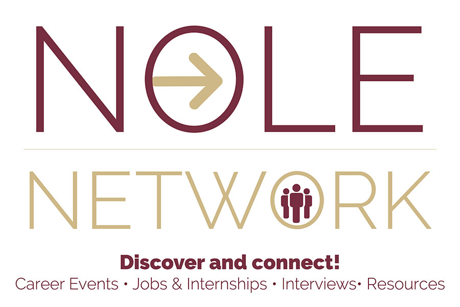 The FSU Career Center recently launched NoleNetwork, a new career management system and job board that continues to improve the ways in which students can connect with hiring employers and career resources. (The Career Center)