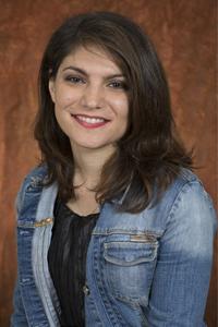 Martina Luchetti, assistant professor at the College of Medicine