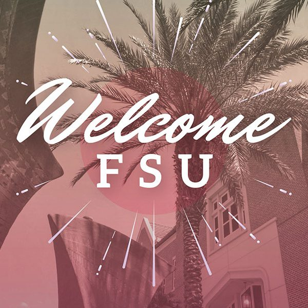 FSU's Division of Student Affairs will greet new students through a virtual version of Welcome FSU, a weeklong tradition of engaging events that promote student involvement and inclusion on-campus. (FSU Division of Student Affairs)