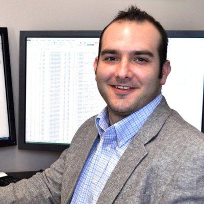 Matt Hauer, an assistant professor of sociology.