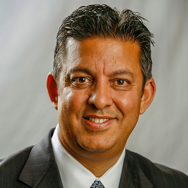 Andy Jhanji has been appointed interim vice president for University Advancement, effective Aug. 10.