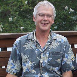 William Landing, professor emeritus of oceanography