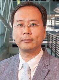 Sungmoon Jung, associate professor of civil and environmental engineering