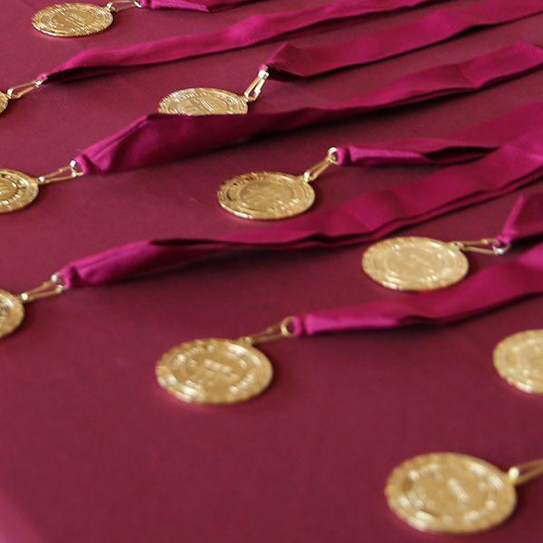 FSU awarded 30 honors medallions to Summer 2021 graduates.