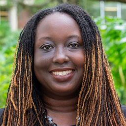 Assistant Professor April Jackson.