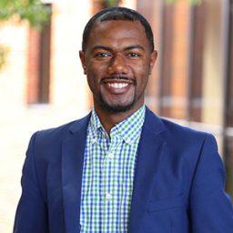 Assistant Professor Cameron Beatty.