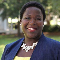 Carla Laroche, clinical professor in the College of Law