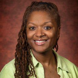 Assistant Professor Yolanda Rankin.