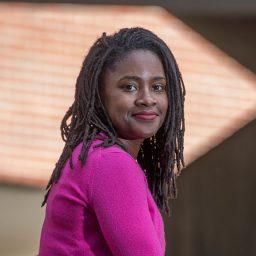 Assistant Professor Anasa Hicks.