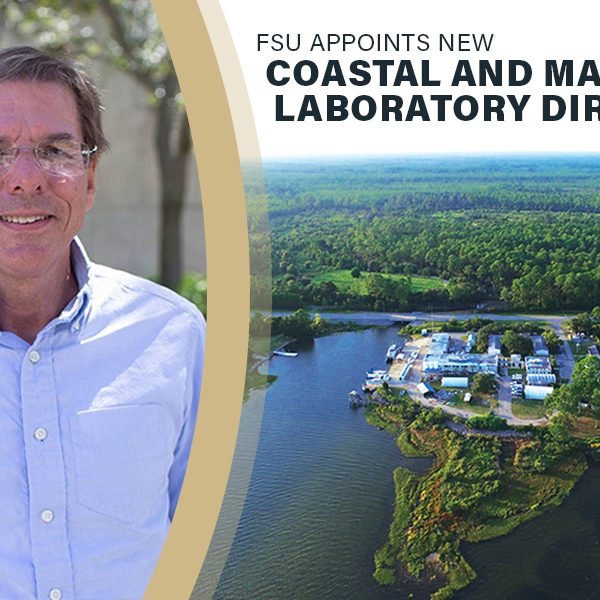Joel Trexler is the new director of the Florida State University Coastal and Marine Laboratory.