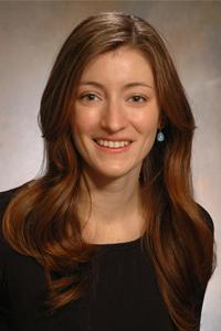 Assistant Professor of Biological Science Sophie McCoy