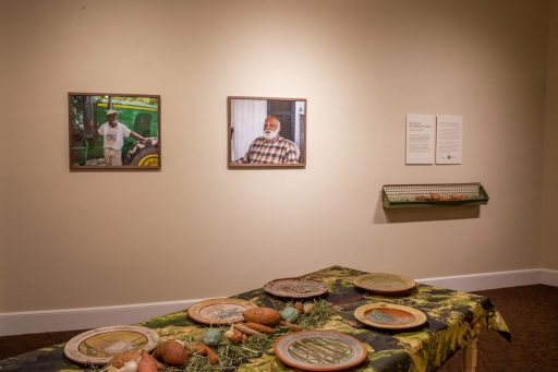 Table Installation with Photographs