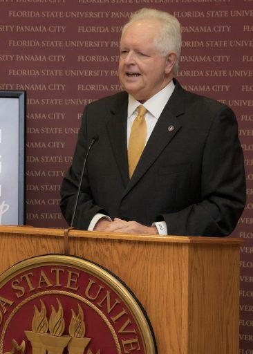 Florida State University Panama City Dean Randy Hanna