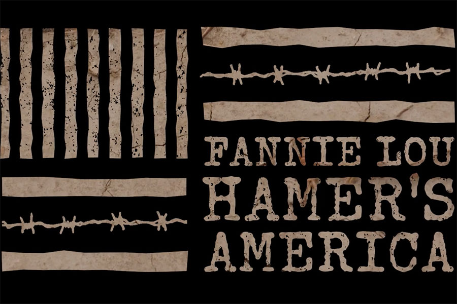 """An FSU team was one of only five recipients of the inaugural Better Angels/Lavine Fellowship for their documentary, """"Fannie Lou Hamer's America."""" (FSU College of Communication and Information)"""