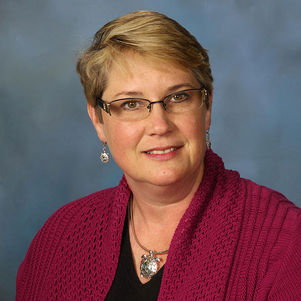 Kim Barber, University Registrar, is the 2020 Max Carraway Employee of the Year.