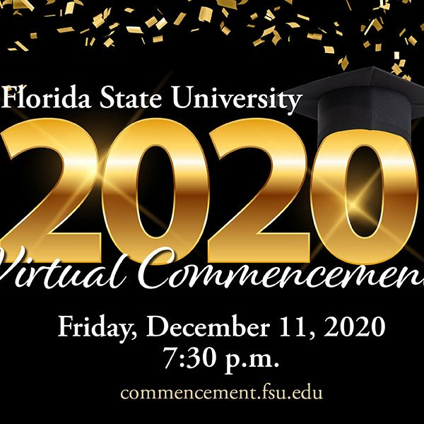 2020 Virtual Fall Commencement