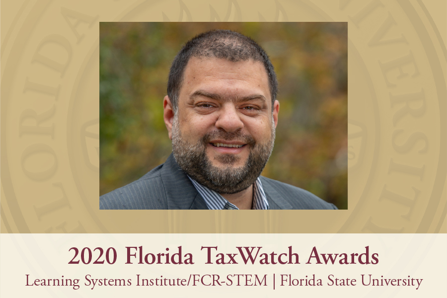 <strong>Rabieh Razzouk</strong>, director of the Florida Center for Research in STEM
