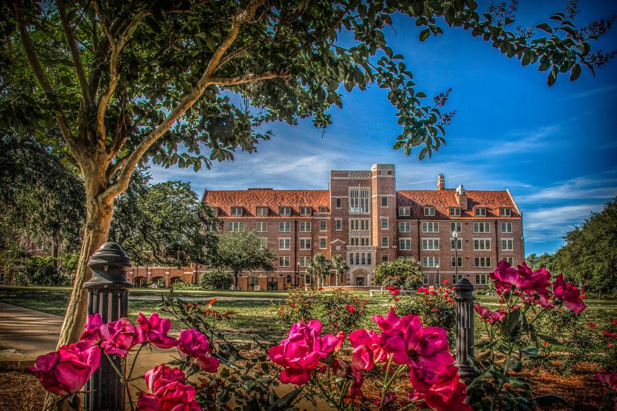 Landis Hall 2020 (FSU Photography Services)