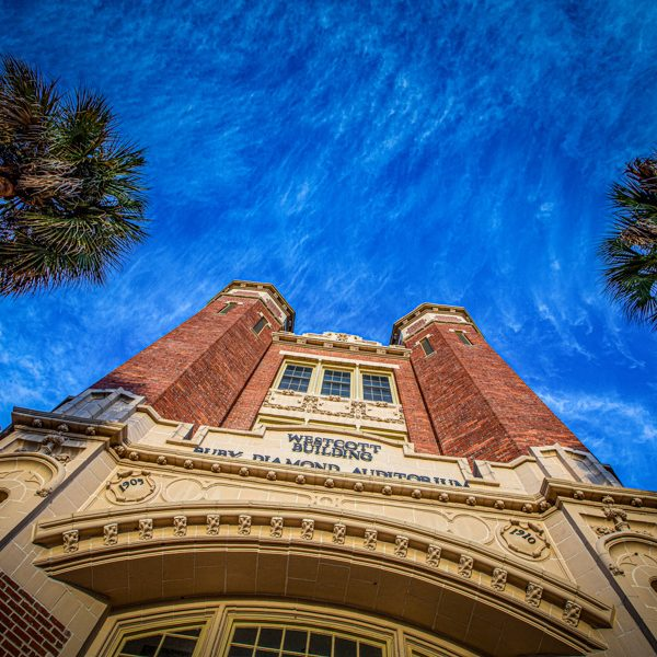FSU has the highest-rated credit of any public university in the state of Florida. (FSU Photography Services)