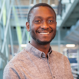 Olugbenga Moses Anubi, assistant professor in the Department of Electrical and Computer Engineering