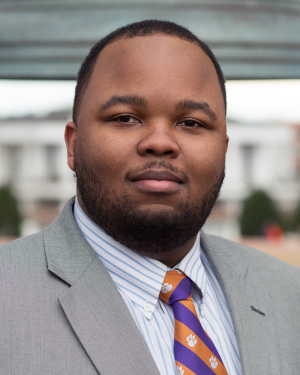 DeOnte Brown, the incoming director of CARE and assistant dean of Undergraduate Studies.