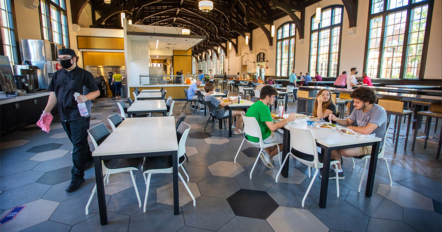 Florida State University Announces New Dining Services Contract Florida State University News