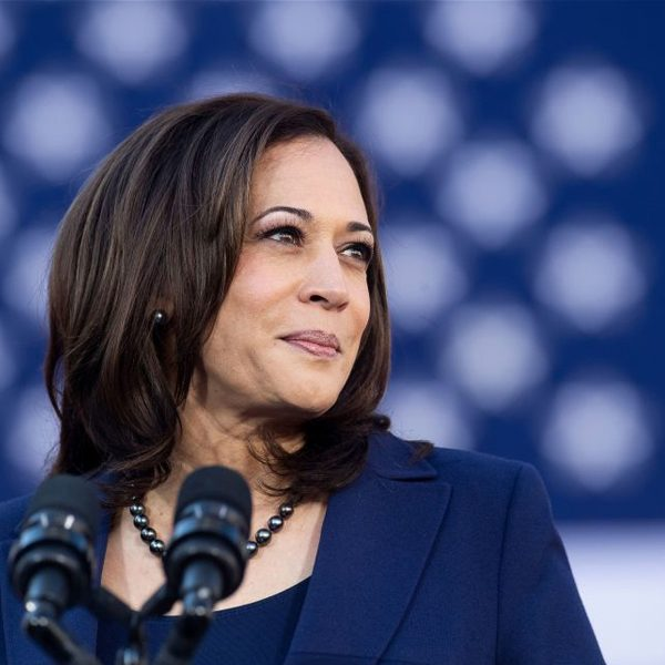 Kamala Harris, vice president-elect of the United States. (Noah Berger/AFP/Getty Images)