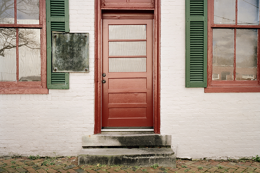 Law office, Pulaski, Tennessee, 2006. Photo by Jessica Ingram.