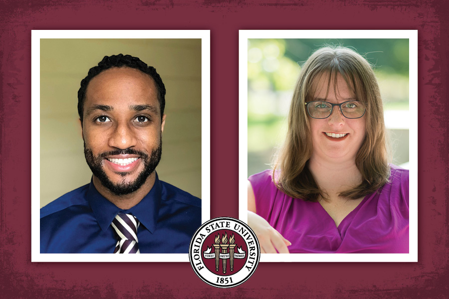 James E. Wright II, assistant professor at the Askew School of Public Administration and Policy in the College of Social Sciences and Public Policy, and Emma E. Fridel, assistant professor in the College of Criminology and Criminal Justice.