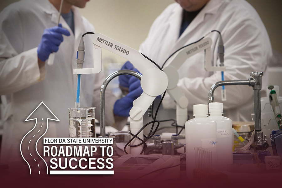 Florida State University is increasing interdisciplinary research and teaching as part of the university's strategic plan.