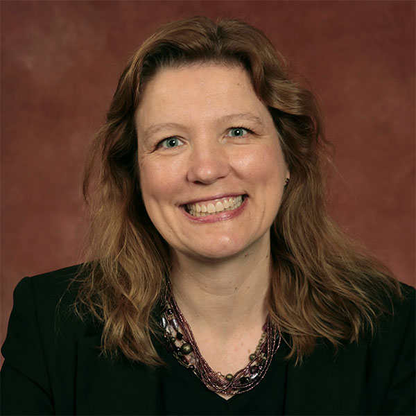 Karen Oehme, director of the Institute for Family Violence Studies at FSU and research associate in the College of Social Work.