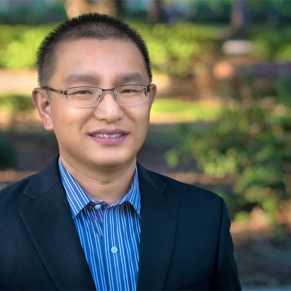 Qinchun Rao, an associate professor in the Department of Nutrition, Food and Exercise Sciences in the FSU College of Human Sciences. (FSU Photography Services)