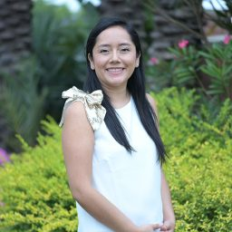 Natali Ramirez-Bullon, doctoral candidate in the Department of Biological Science.