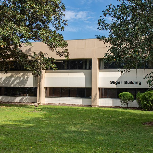 Sliger Building, Fuqua Research Complex (FSU Photography Services)