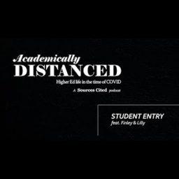 FSU Podcasts 2021 Academically Distanced