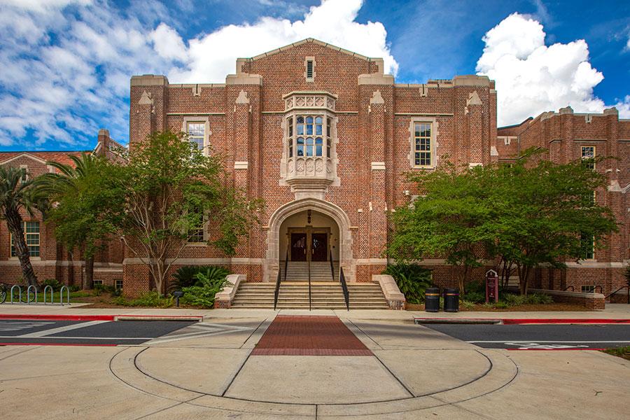 Montgomery Hall (FSU Photography Services)